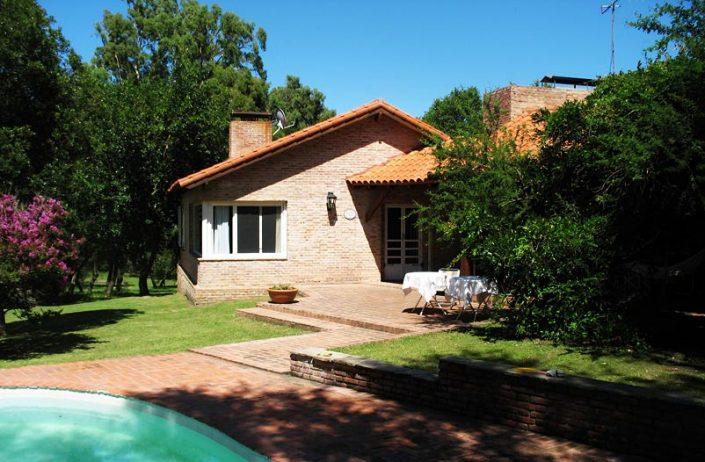 Casa El Molle y Pileta